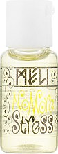 "Духи, Парфюмерия, косметика Масло для кутикулы ""Интенсивное питание"" - Meli NoMoreStress Cuticle Oil"