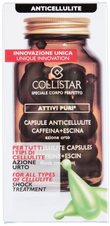 Антицеллюлитные капсулы - Collistar Anticellulite Capsules Caffeine — фото N4