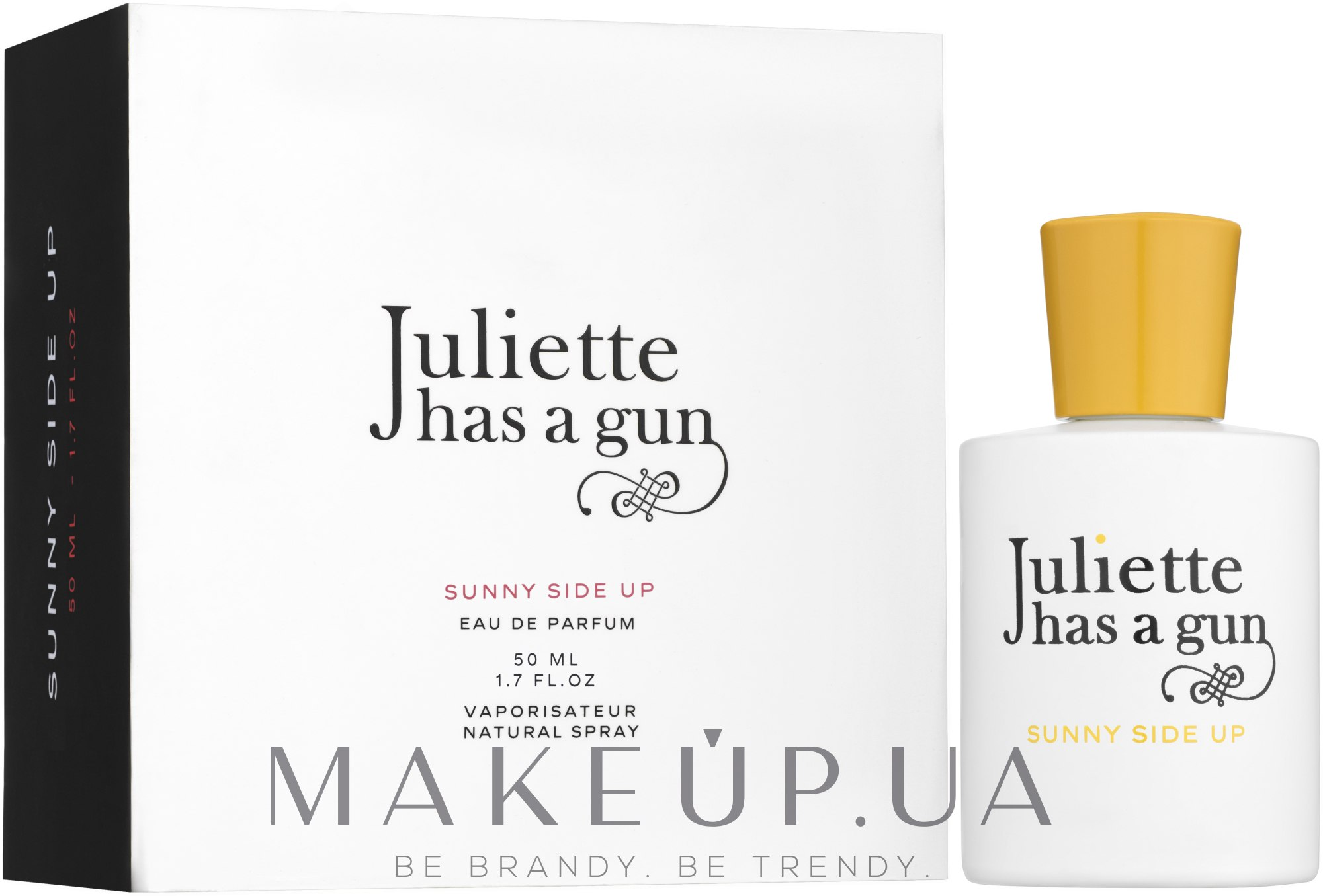 Juliette Has A Gun Sunny Side Up - Парфюмированная вода — фото 50ml