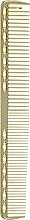 Духи, Парфюмерия, косметика Расческа для волос, металлическая, 13700, золотая - SPL Metal Hair Combs