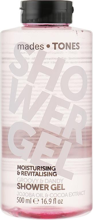 """Гель для душа """"Озорной"""" - Mades Cosmetics Tones Shower gel Groovy&Dandy"""