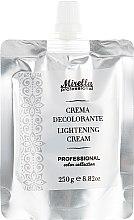 Духи, Парфюмерия, косметика Осветляющие сливки - Mirella Lightening Cream