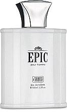 Духи, Парфюмерия, косметика I Scents Epic - Туалетная вода (тестер с крышечкой)
