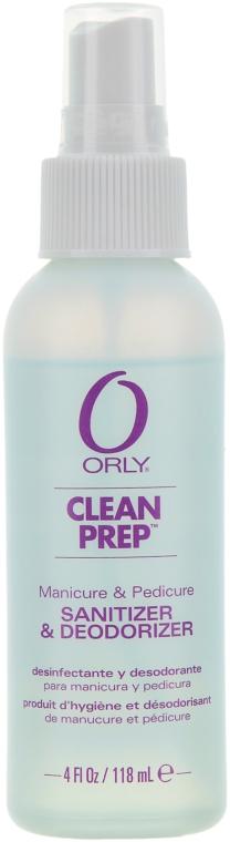 Антисептик для рук, ног и ногтей - Orly Clean Prep