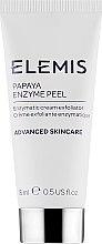 Духи, Парфюмерия, косметика Энзимный крем-пилинг - Elemis Papaya Enzyme Peel (мини)