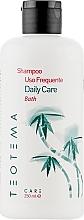 Духи, Парфюмерия, косметика Шампунь для частого использования - Teotema Care Daily Care Shampoo