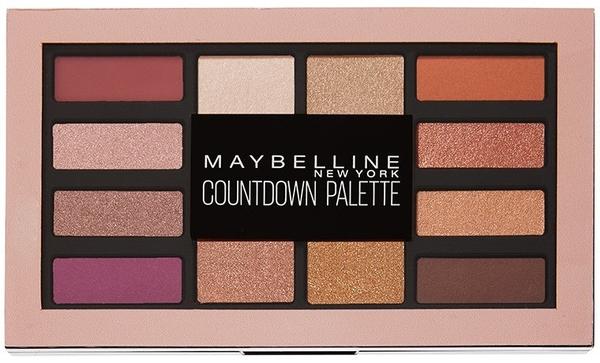 Палетка теней для век - Maybelline New York Countdown Palette — фото N1