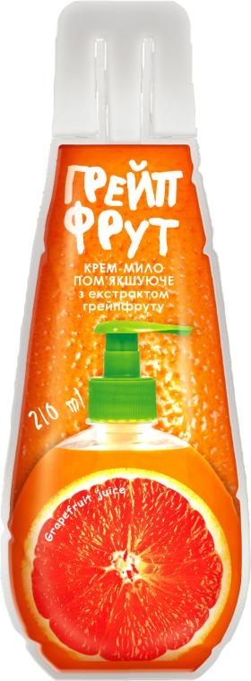 """Крем-мыло """"Duo-Pack"""" смягчающее с экстрактом грейпфрута - Вкусные секреты"""