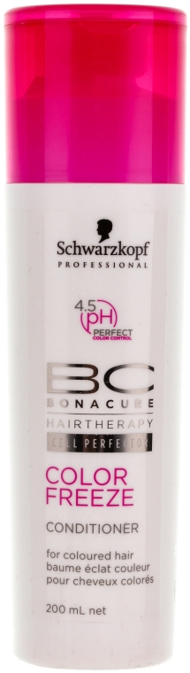 Кондиционер для окрашенных волос - Schwarzkopf Professional BC Bonacure Color Freeze Conditioner