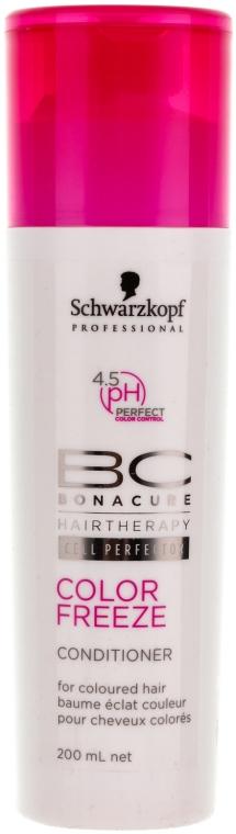 Кондиционер для окрашенных волос - Schwarzkopf Professional BC Bonacure Color Freeze Conditioner