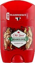 Духи, Парфюмерия, косметика Твердый дезодорант - Old Spice Bearglove Deodorant Stick
