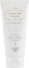 Духи, Парфюмерия, косметика Пенка для умывания - Missha Cleansing Foam Creamy Latte Chocolate