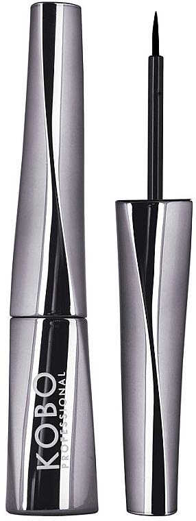 Жидкая водостойкая подводка - Kobo Professional Eyeliner