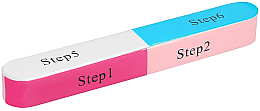 Духи, Парфюмерия, косметика 7-сторонний баф для ногтей - Tools For Beauty 7-way Nail Buffer Block
