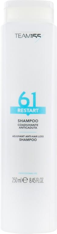 Шампунь против выпадения волос - Team 155 Restart 61 Shampoo