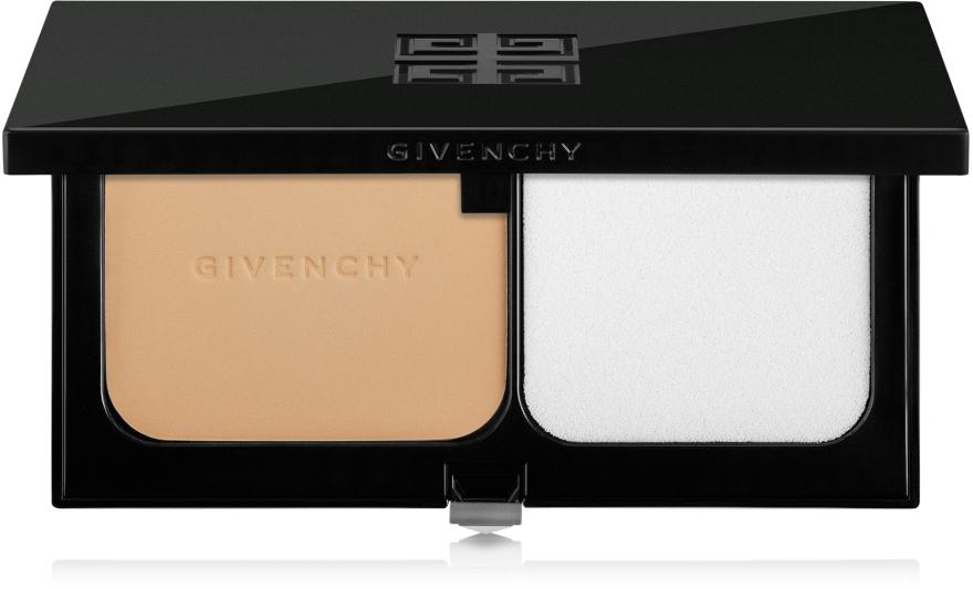 Пудра компактная для лица - Givenchy Matissime Velvet Absolute Matt Finish Powder SPF20