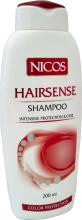 Духи, Парфюмерия, косметика Шампунь для окрашенных волос - Nicos Hairsense For Colored Hair Shampoo