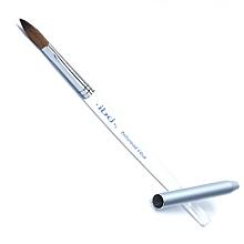 Духи, Парфюмерия, косметика Кисть для акрила, белая - IBD Acrylic Brush