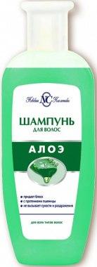 Шампунь для волос с алоэ - Невская Косметика