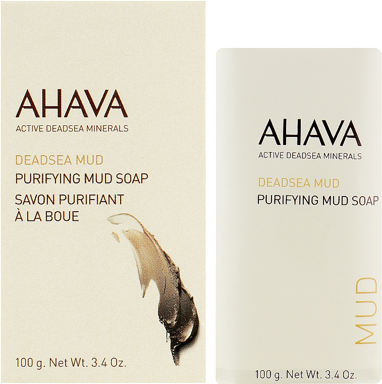 Мыло грязевое - Ahava Source Mud Soap