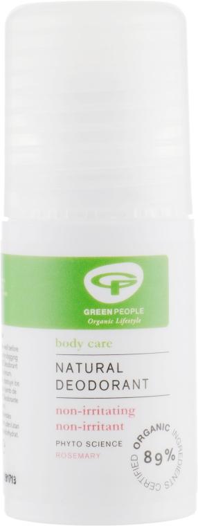"""Дезодорант """"Розмарин"""" - Green People Natural Rosemary Deodorant"""