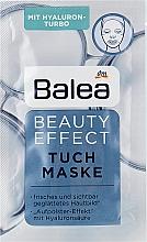 """Духи, Парфюмерия, косметика Листовая маска для лица """"Эффект красоты"""" - Balea Tuch Maske Beauty Effect"""