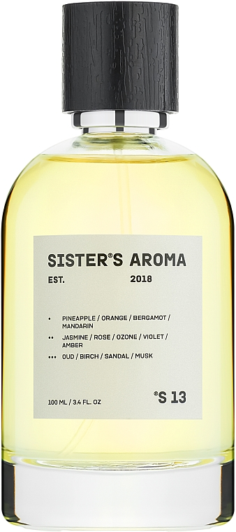 Sister's Aroma 13 - Парфюмированная вода