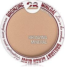 Духи, Парфюмерия, косметика УЦЕНКА Пудра для лица - 2B Bronzing Mineral Powder*