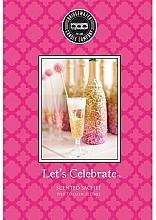 Духи, Парфюмерия, косметика Bridgewater Candle Company Let's Celebrate - Парфюмированное саше