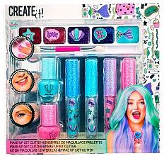 Духи, Парфюмерия, косметика Набор детской косметики - Create It! Glitter Make-Up Set