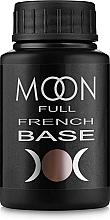 Духи, Парфюмерия, косметика Гель-лак для ногтей, 30мл - Moon Full Colour French