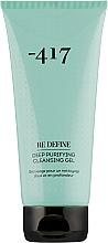 Духи, Парфюмерия, косметика Гель очищающий для всех типов кожи - -417 Re Define Cleansing Gel for All Skin Types