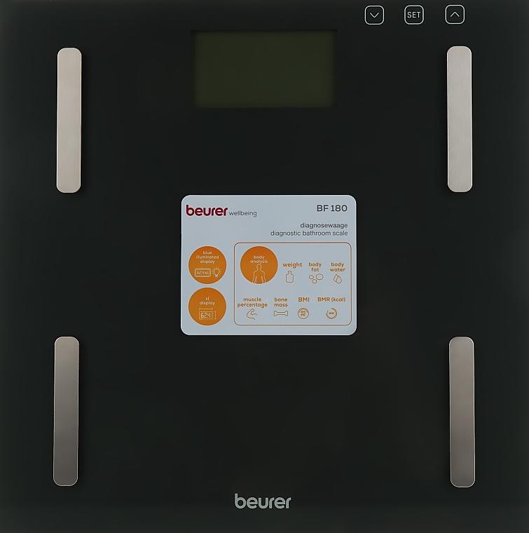 Диагностические весы BF 180 - Beurer