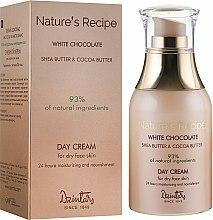 "Духи, Парфюмерия, косметика Крем для лица ""Белый шоколад"", для сухой кожи - Dzintars Nature's Recipe White Chocolate Day Cream"