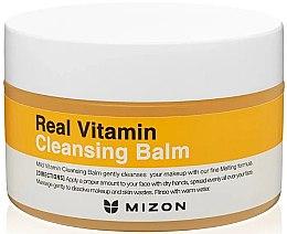 Духи, Парфюмерия, косметика Бальзам для очищения кожи лица и снятия макияжа - Mizon Real Vitamin Cleansing Balm