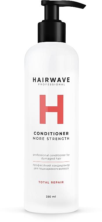 """Кондиционер для поврежденных волос """"More Strength"""" - HAIRWAVE Conditioner For Damaged Hair"""