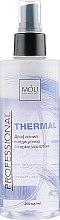 Духи, Парфюмерия, косметика Двухфазный кондиционер-спрей с термозащитой - Moli Cosmetics Thermal Spray