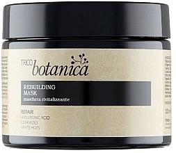 Духи, Парфюмерия, косметика Регенерирующая маска для волос - Trico Botanica Rebuilding