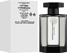 Духи, Парфюмерия, косметика L`Artisan Parfumeur Histoire d'Orangers - Парфюмированная вода (тестер с крышечкой)