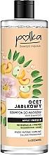 Духи, Парфюмерия, косметика Шампунь для волос «Яблочный уксус» - Polka Apple Vinegar Shampoo