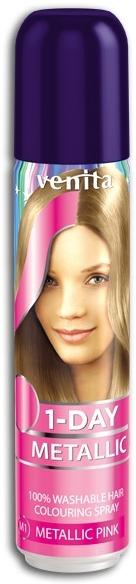 """Краска-спрей оттеночная для волос """"Цвет на 1 день"""" - Venita 1-Day"""