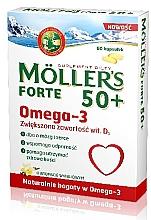 "Духи, Парфюмерия, косметика Пищевая добавка ""Омега-3"" - Orkla Moller's Forte 50+"