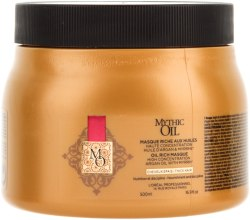 Духи, Парфюмерия, косметика Питательная маска на основе масел для плотных волос - L'Oreal Professionnel Mythic Oil Rich Oil Masque