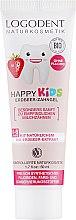 """Гель зубний для дітей """"Полуниця""""  - Logona Babycare Kids Dental Gel Spearmint — фото N1"""