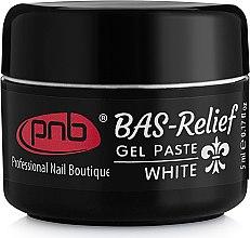 """Духи, Парфюмерия, косметика Гель-паста для ногтей """"Барельеф"""" - PNB Gel Paste BAS-Relief"""