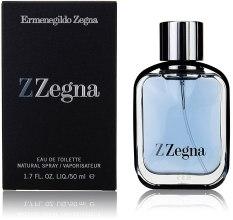 Духи, Парфюмерия, косметика Ermenegildo Zegna Z Zegna - Туалетная вода