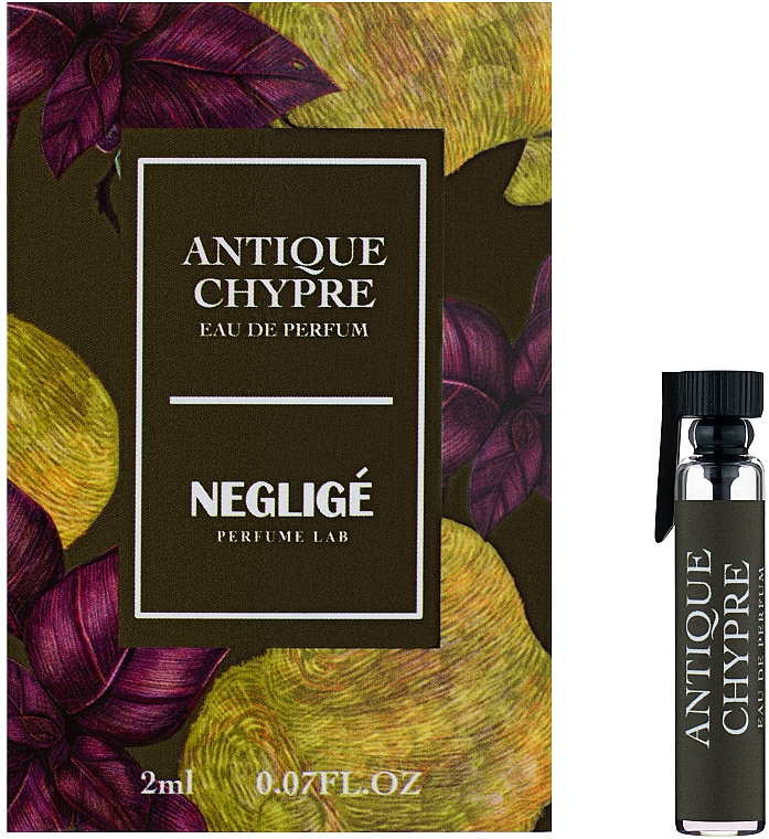 Neglige Antique Chypre - Парфюмированная вода (пробник)