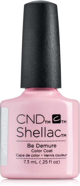 """Цветное покрытие для ногтей """"Шеллак"""" - CND Shellac Color Coat"""