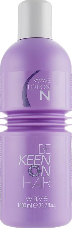 Хімічна завивка для нормального волосся - Keen Wave N — фото N2