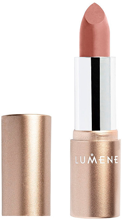 Увлажняющая матовая помада - Lumene Luminous Moisture Matte Lipstick
